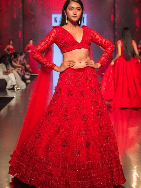 ruby-red-embroidered-net-lehenga-set-with-floral-and-temple-motif-only-on-kalki-485835_1__4