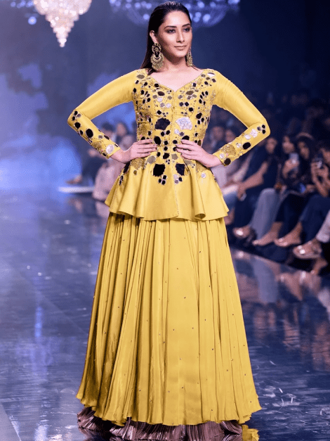 tuscan-sun-yellow-peplum-top-with-flower-and-leaf-cut-mirror-work-and-matching-lehenga-online-kalki-fashion-m001tr196y-sg23256_7_